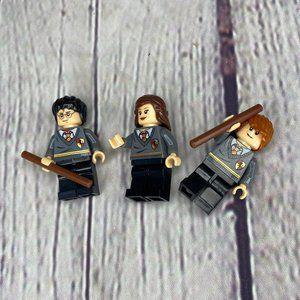 Lego MiniFigures Harry potter 3 set